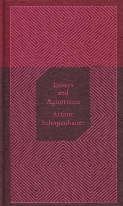 essays and aphorisms Essays and aphorisms has 7,989 ratings and 367 reviews foad said: كتاب درمانىبراى كسانى كه با رؤياى دنيايى زرين و درخشان به بزرگسالى قدم گذاشتند و - هم.