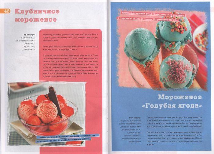 Как сделать мороженое лет - Чай-клуб