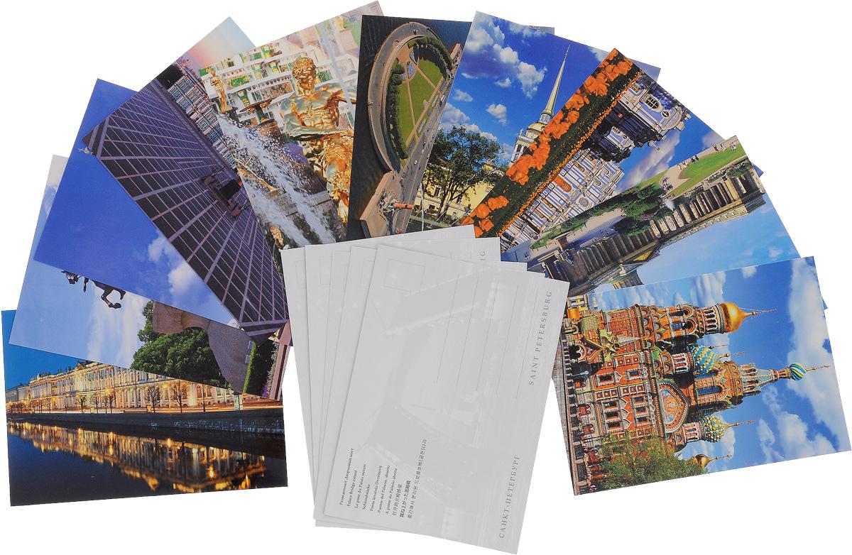 программе наборы открыток с санкт-петербургом самая изысканная кошечка