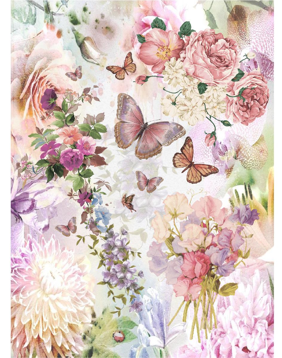Цветы формат а4 картинки, днем
