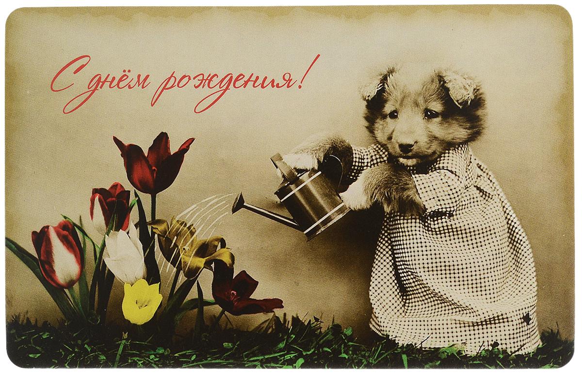 Рисунок школьника, ссылка на открытку