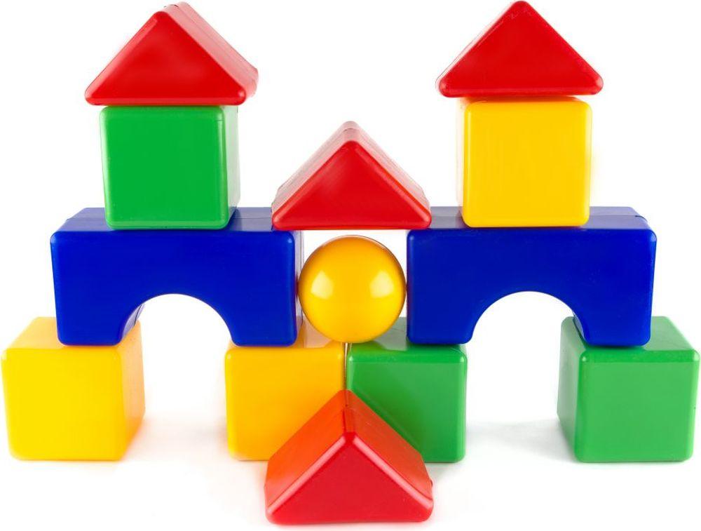 Картинки домики из кубиков