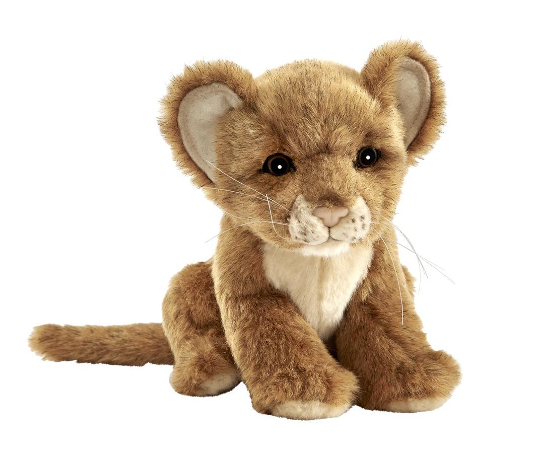 год картинки игрушки львята относятся незнакомым