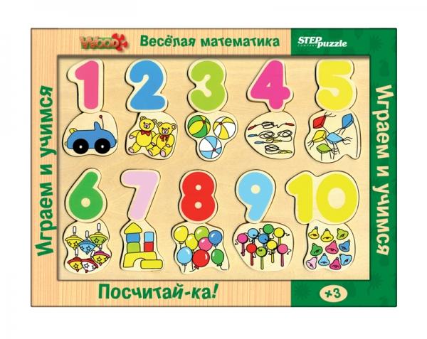 Игра Веселая Математика
