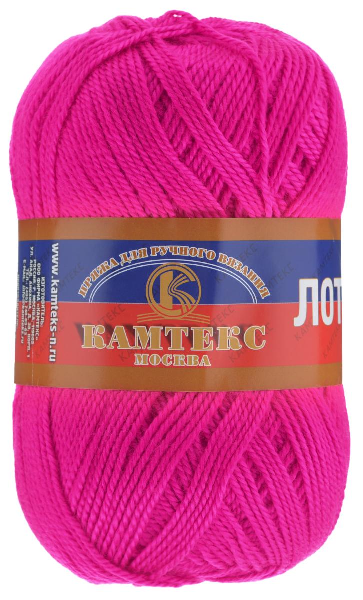 Вязание нитки камтекс