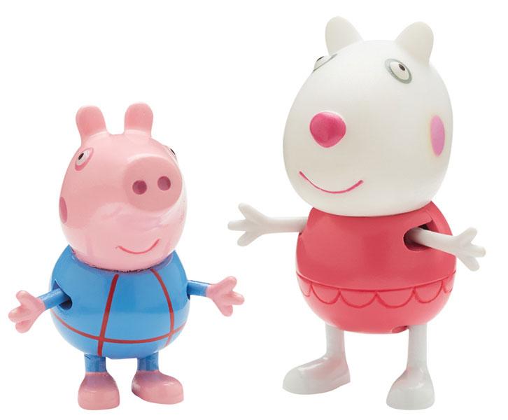 Джордж - свинка Пеппа купить в Москве в Дочки