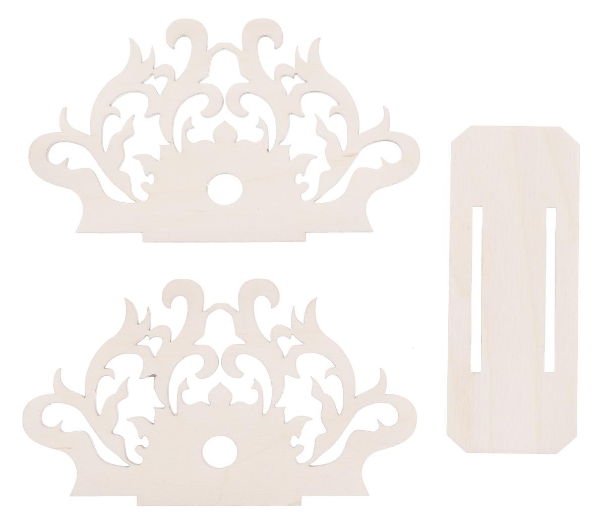 Чертеж салфетницы из фанеры своими руками чертежи 55