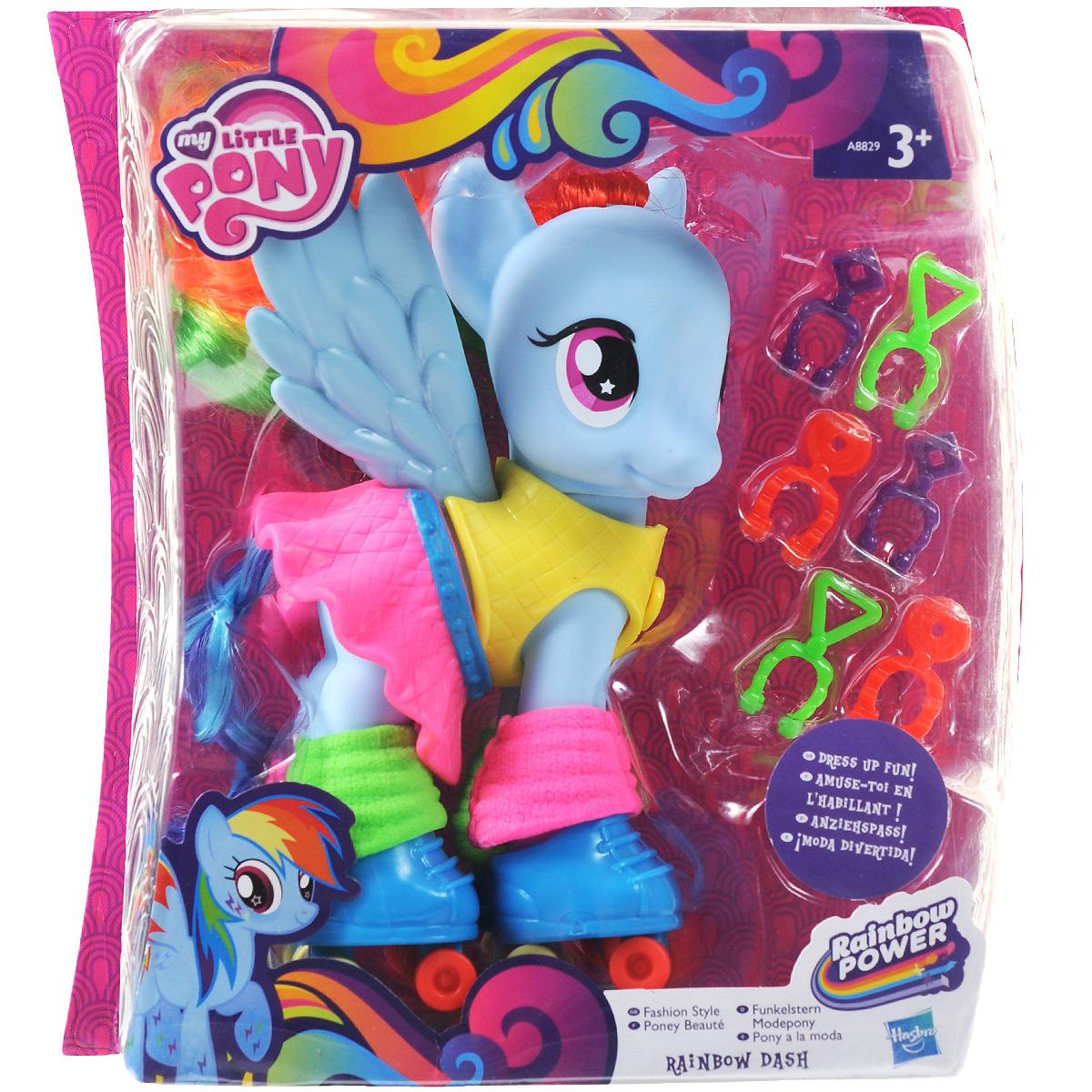 Пони картинки игрушки радуга деш супер пони