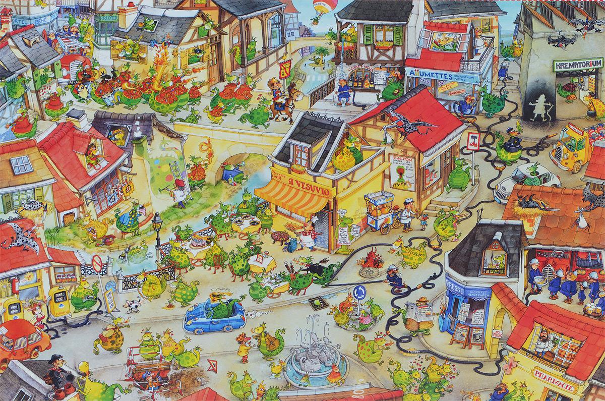 Картинка где изображен город это