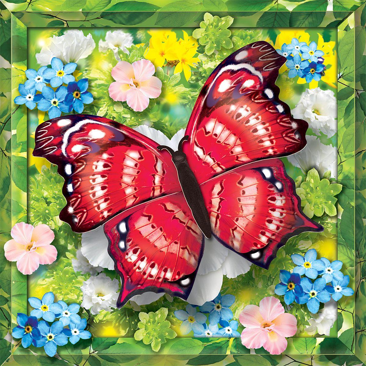 Картинки бабочка на цветке для детей, оригами
