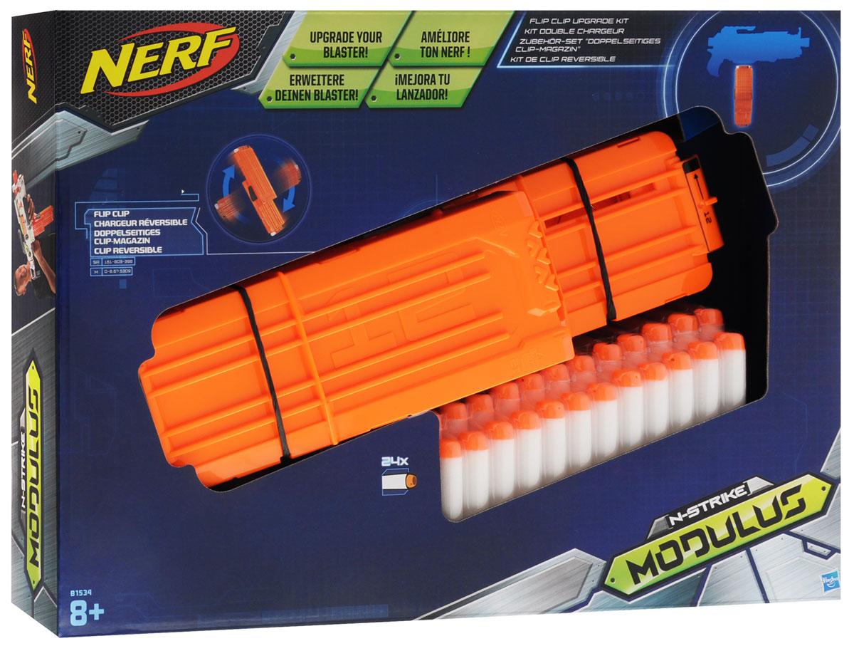 Nerf Бластер Modulus Barrelstrike. Купить, цены, описание